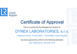 DYNEX LABORATORIES
