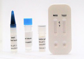Rapid tests (lateral-flow, LFIA)